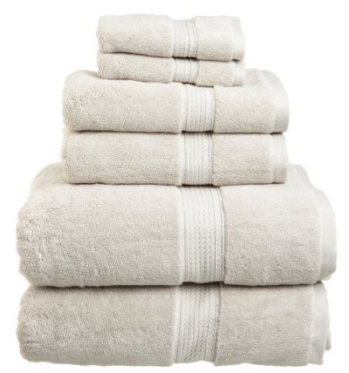 best amazon towel set white stone top towel set