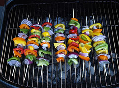 grill kabob backyard bbq essential