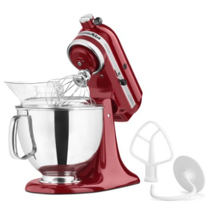 kitchen aid mixer splash guard wedding registry