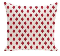 target ikat red decorative pillow throw pillow omnirest